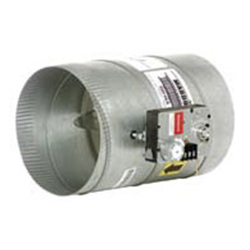 Modulating Automatic Round Dampers (MARD)