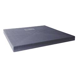 Plastic light weight pads