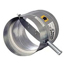 Static Pressure Regulative Damper (SPRD) - Round