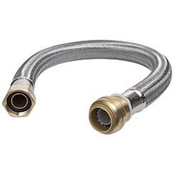 Flexible Water Heater Connectors