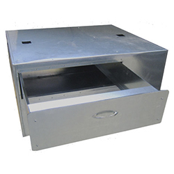 Furnace Support Box