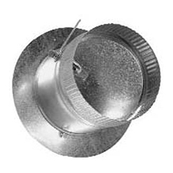 Quick Seal Collar with Gasket & Damper
