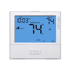 Wired Thermostats