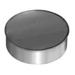 Round Plain End Caps