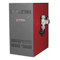 BALI Power Vent Cast Iron Boiler