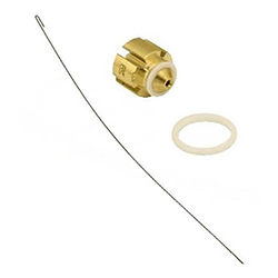 Fixed Restrictor Pistons